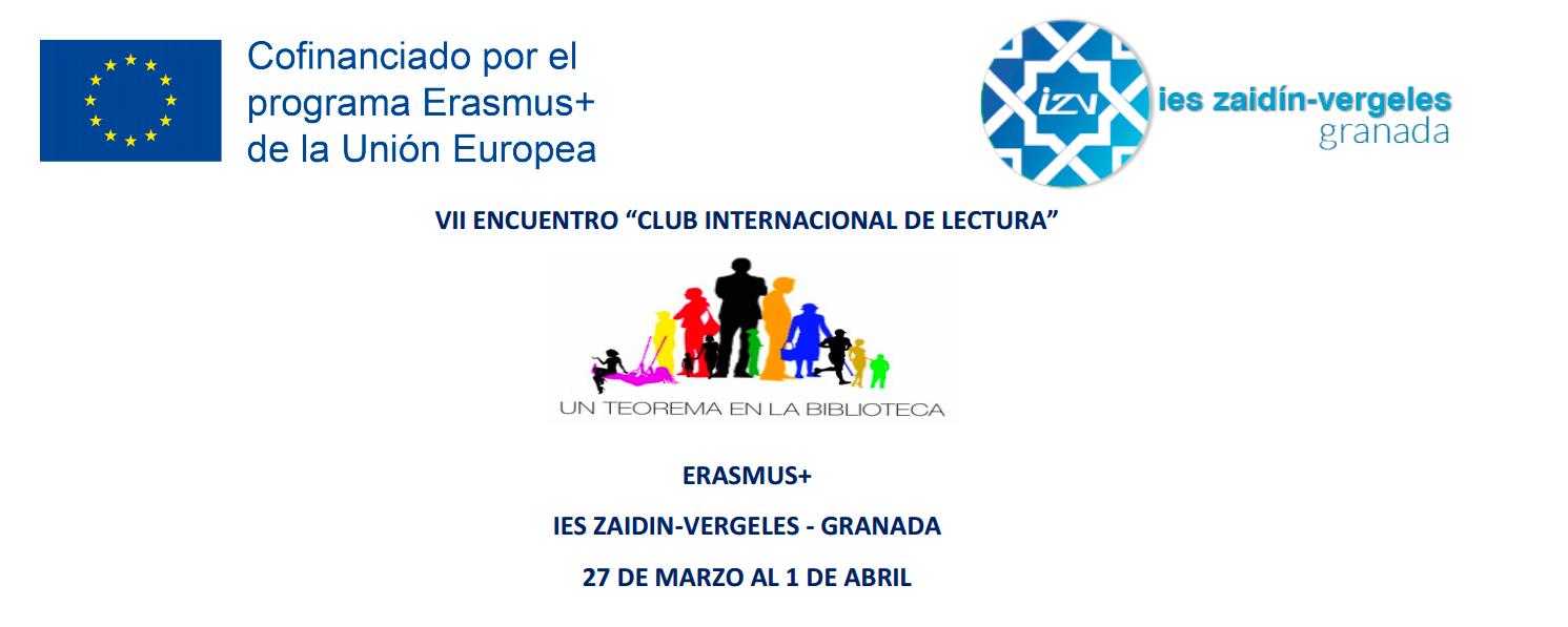 """VII Encuentro del """"Club Internacional de Lectura"""""""