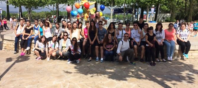 Viaje de Estudios a Port Aventura de los alumnos del Centro.