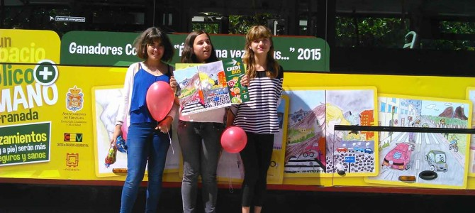 """Concurso de Dibujo """"Érase una vez un bus"""""""