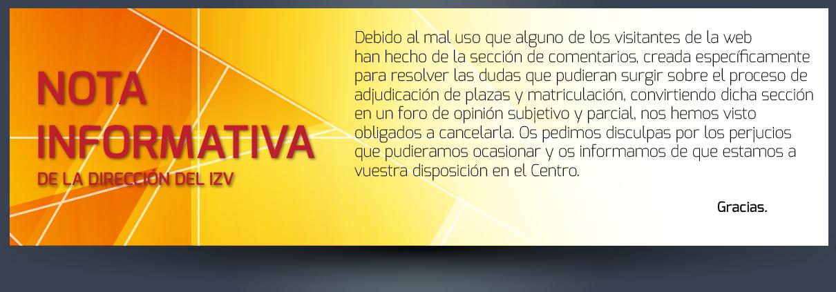 Soliticitud De Plaza Para 1er Curso De Ciclos Formativos
