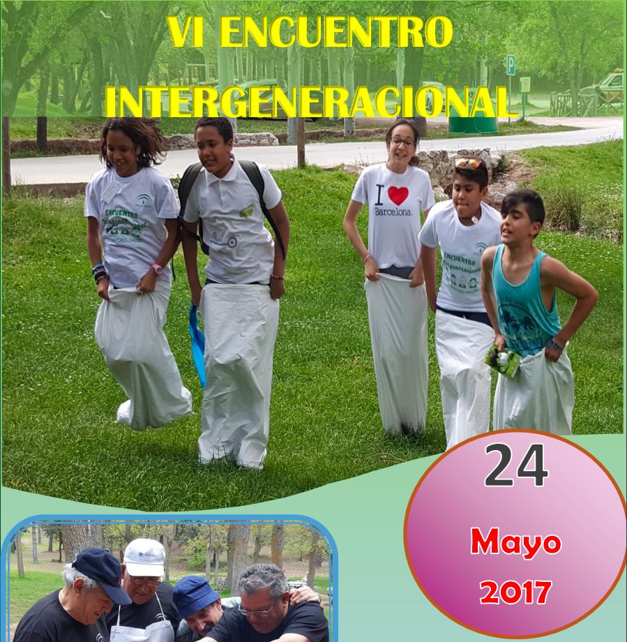 VI Encuentro Intergeneracional