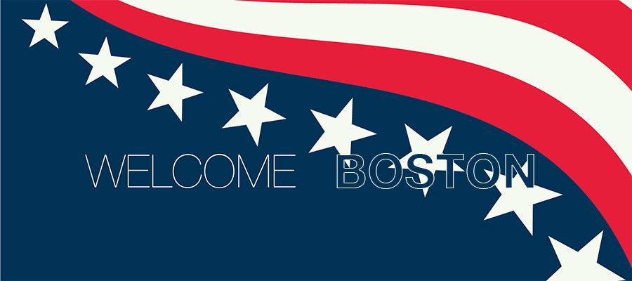 Bienvenida a los alumnos de Boston (EE.UU) al IZV