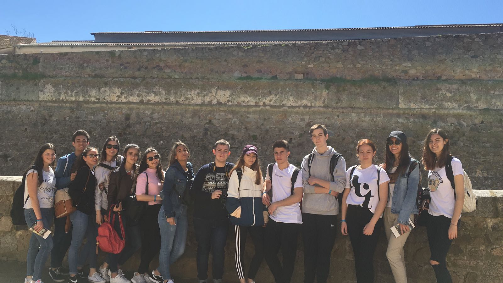 Viaje de estudios de Bachillerato a Italia