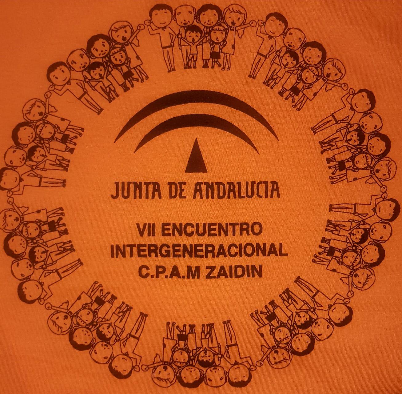 VII Encuentro Intergeneracional C.P.A. Mayores Zaidín con el IZV