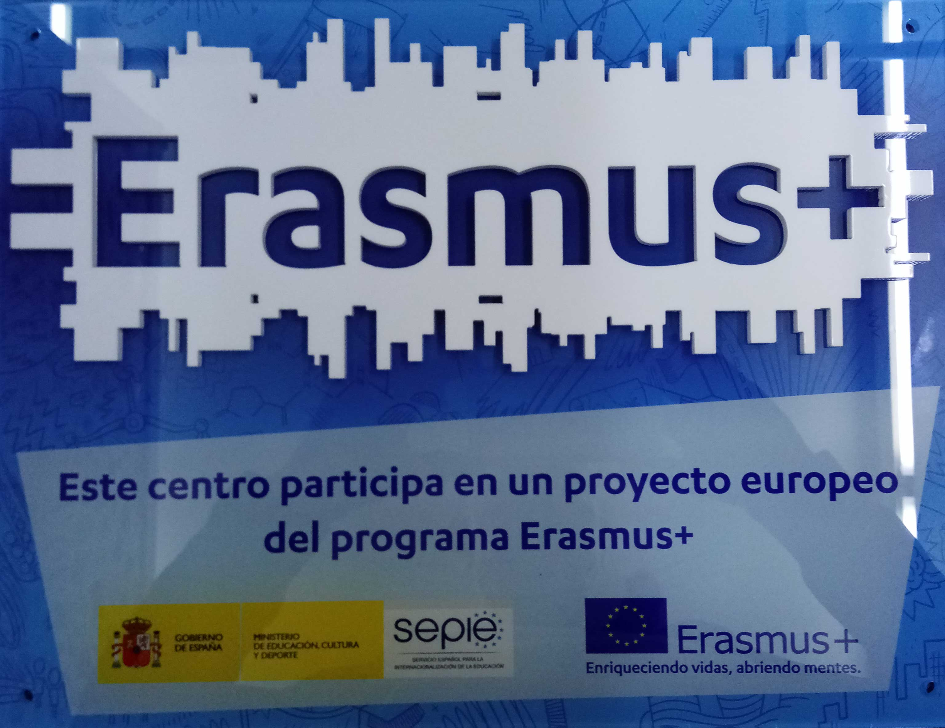 El SEPIE agradece al IZV su participación en el programa Erasmus*