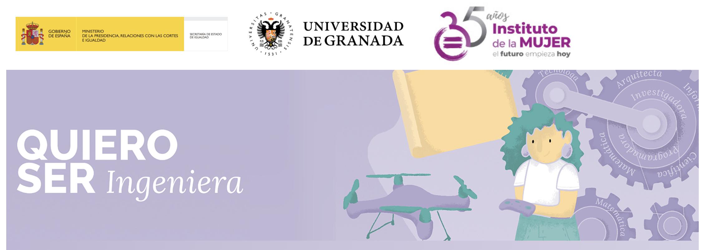 """Alumnas del IZV participan en la edición de """"Quiero ser ingeniera"""" de la UGR"""