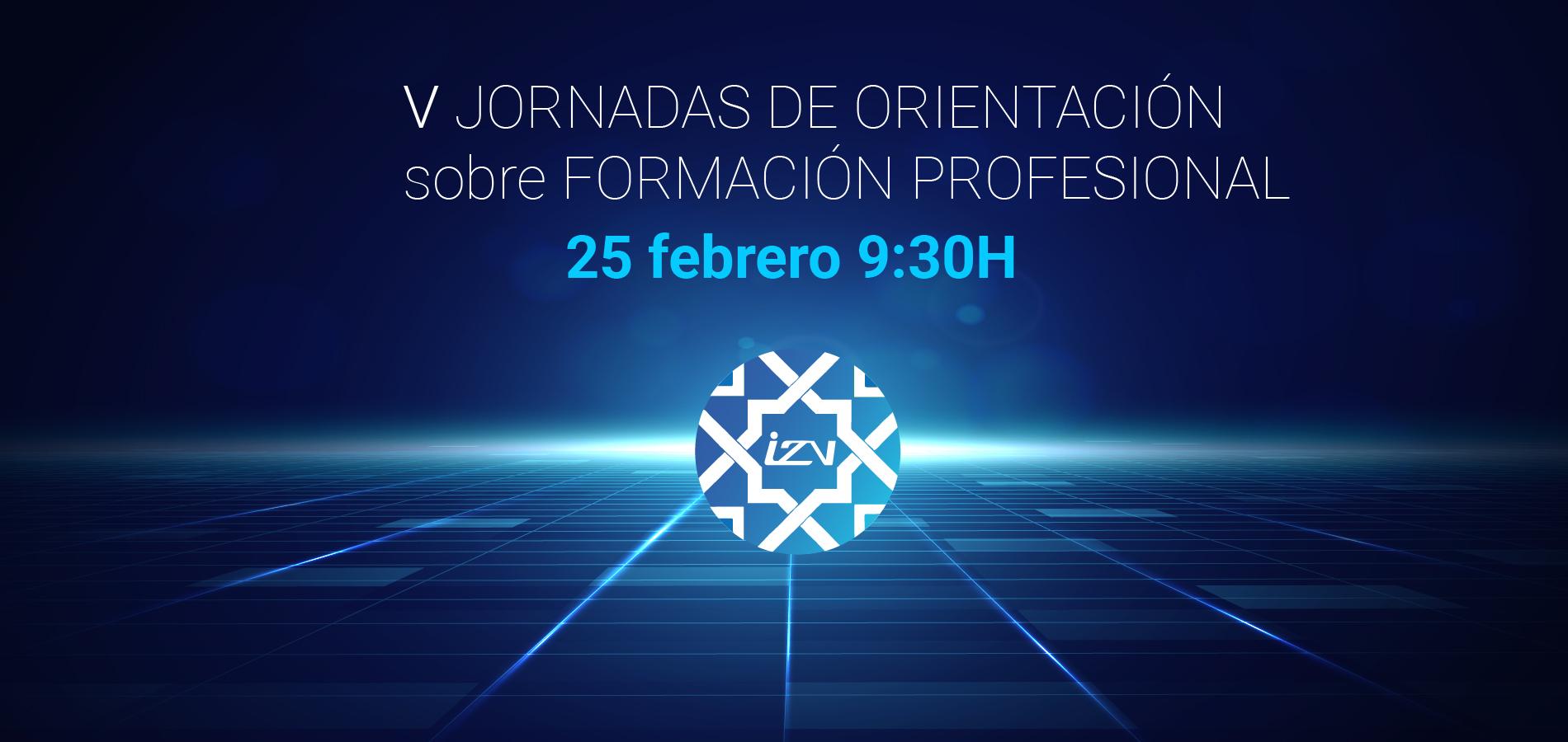 V Jornadas de Orientación sobre Formación Profesional