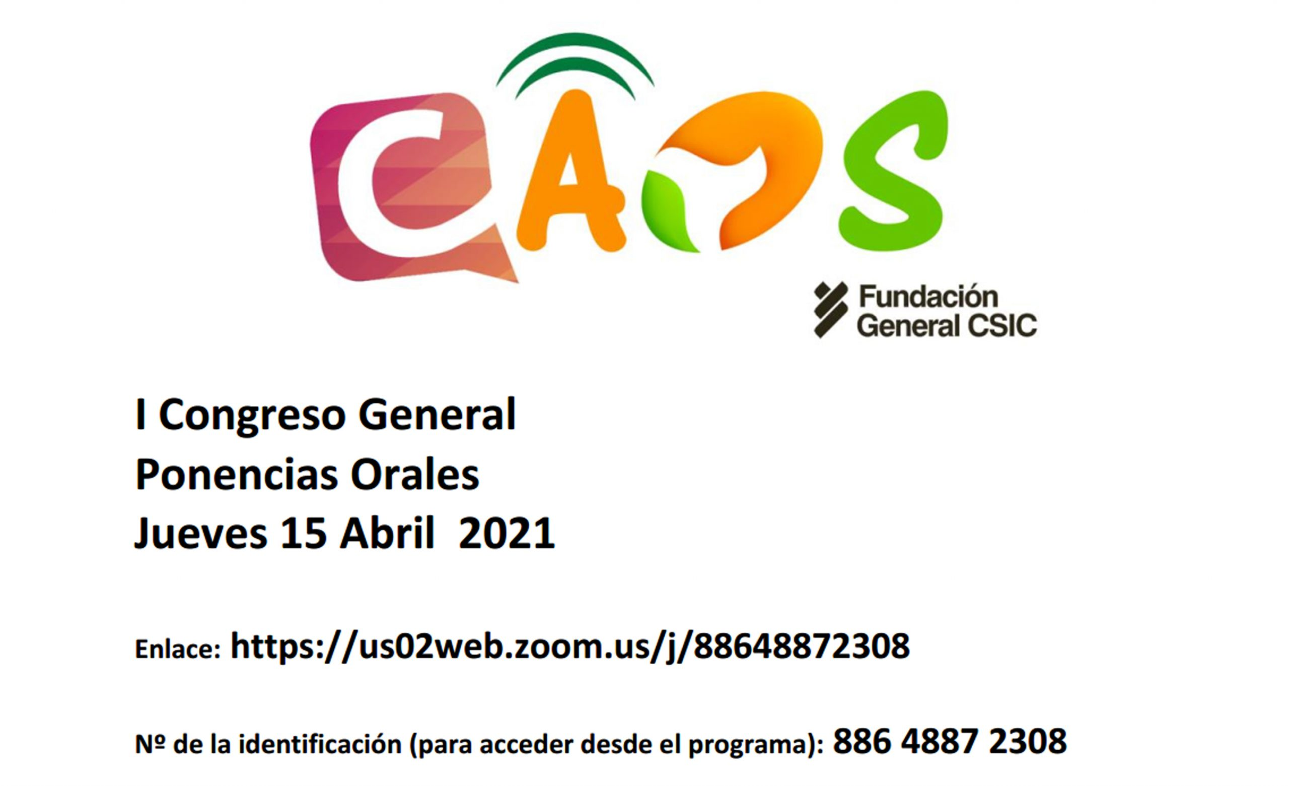 Congreso on-line: PROYECTO CAOS